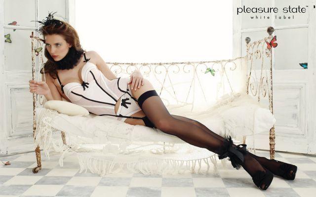 Alina Baikova Blog del deseo