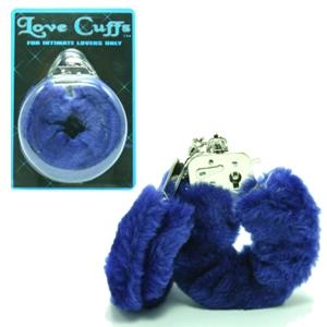 BDSM, Love Cuffs blue dulce deseo sexshop el blog del deseo