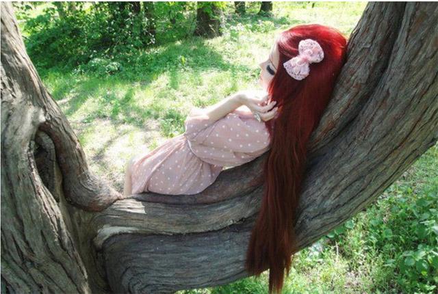 Anastasiya Shpagina el blog del deseo