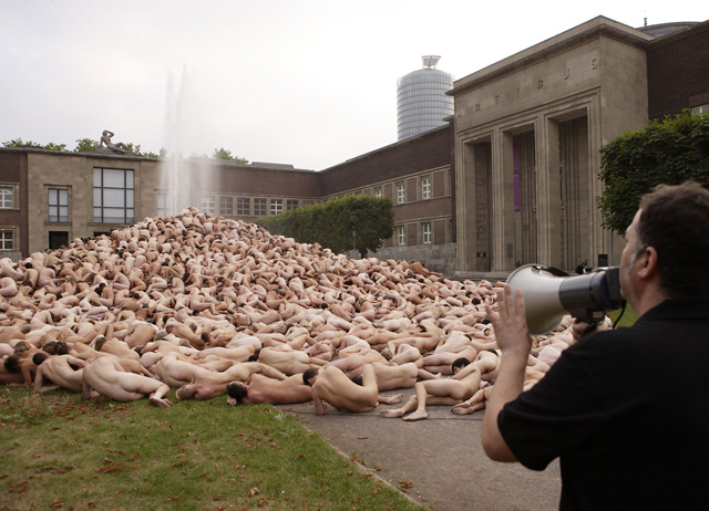 Spencer Tunick,