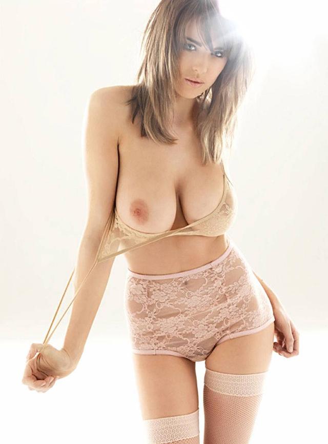 Danielle Sharp Britain's sexiest student