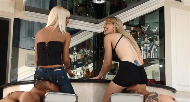 Facesitting BDSM, el blog del deseo