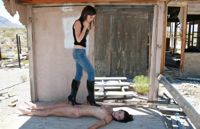 Trampling lesbian BDSM, el blog del deseo