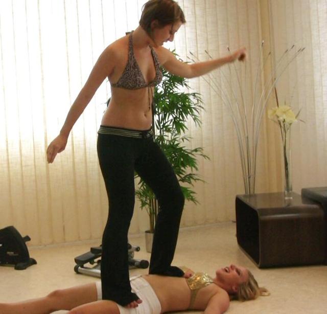 Trampling lesbian, el blog del deseo